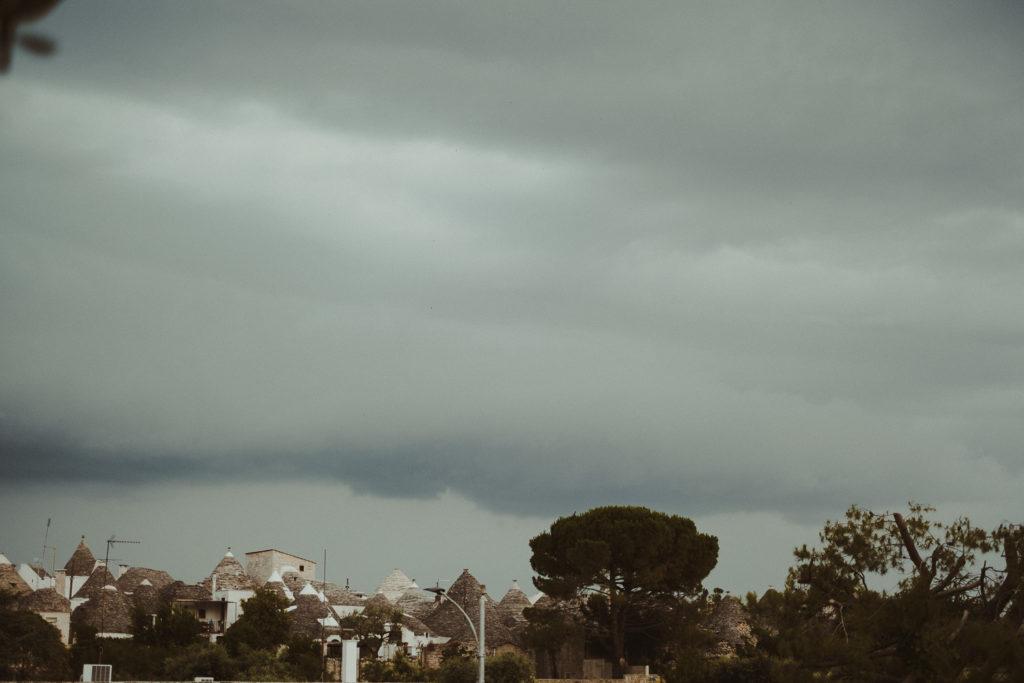nadchodzi burza. Arbelobello