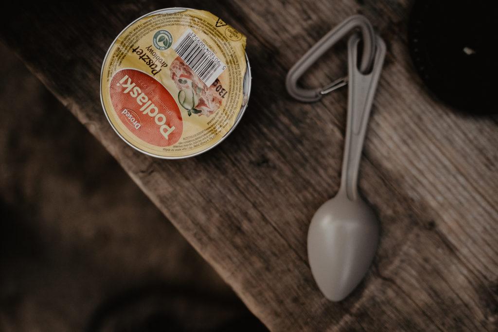 Standardowe śniadanko czyli pasztecik drobiowy :)
