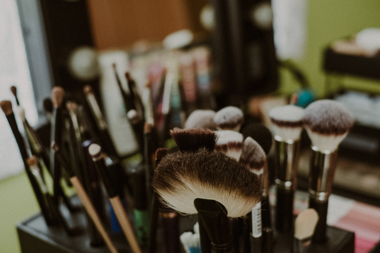 Przybory do makeupu